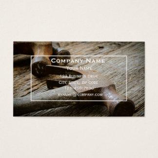 Heimwerker-Visitenkarte Visitenkarte