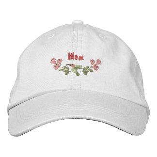Heirloom-Kolibri für Mamma Besticktes Baseballcap