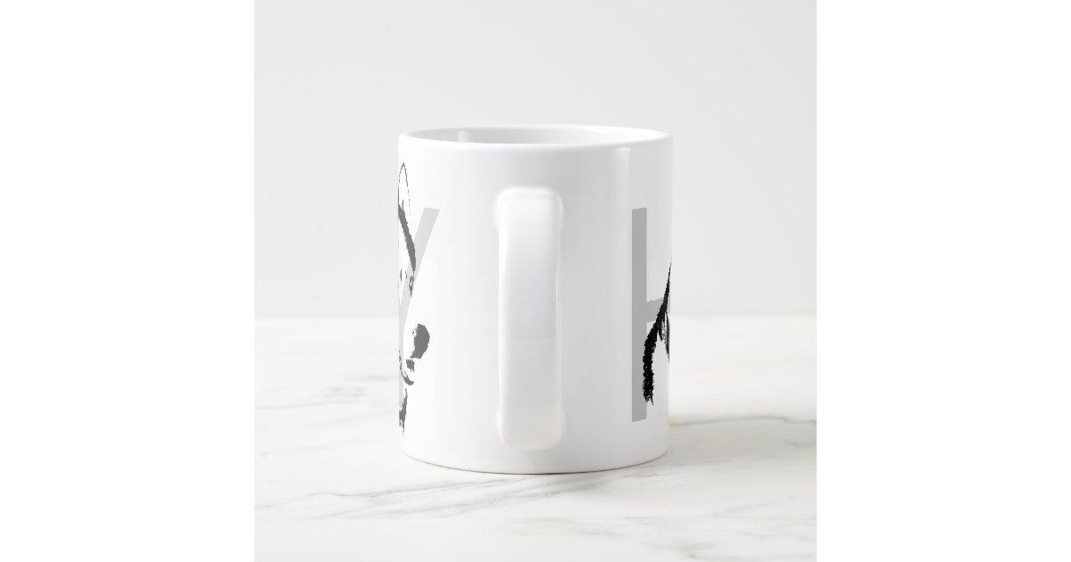 Tassen Jumbo : Heisere hundekaffee tassen sibirischer jumbo zazzle