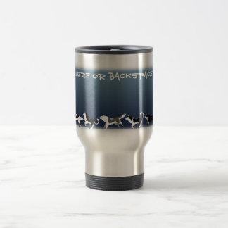 Heisere Reise-Tassen-Schalen-kundenspezifische Reisebecher