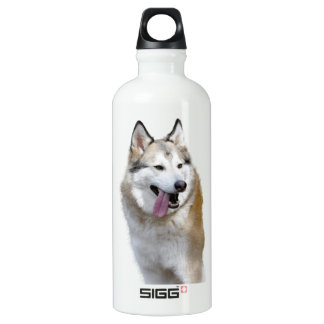 Heisere Zunge Aluminiumwasserflasche