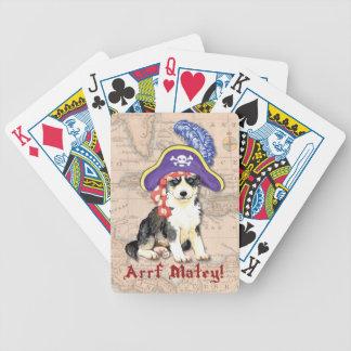 Heiserer Pirat Bicycle Spielkarten