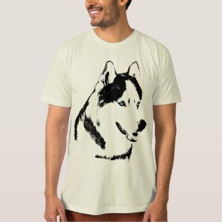 Heiserer T - Shirt-heisere Schlitten-HundeBio Shirts