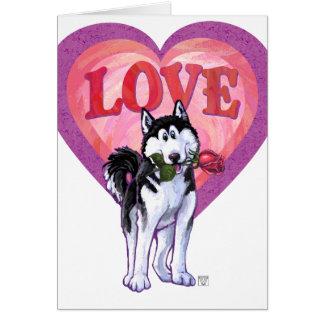 Heiserer Valentinstag Karte