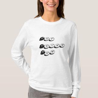 Heiße asiatische Mamma T-Shirt