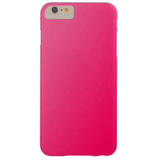 Heiße helle rosa iPhone Neon6 Plusfall Barely There iPhone 6 Plus Hülle