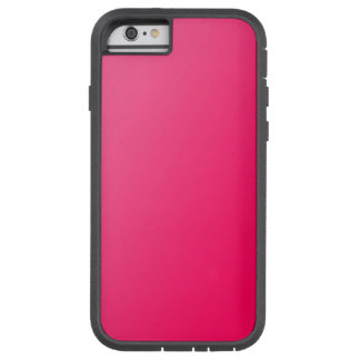 Heiße helle rosa iPhone Neon6 Plusfall SCHROFF Tough Xtreme iPhone 6 Hülle
