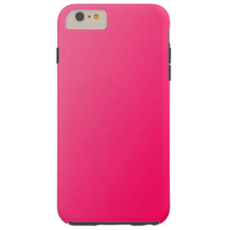 Heiße helle rosa starke iPhone Neon6 Plusfall Tough iPhone 6 Plus Hülle