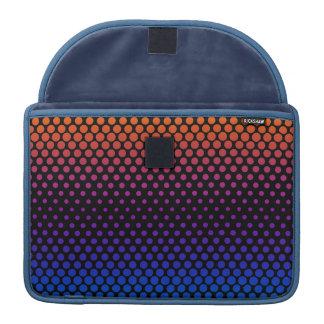 Heiße kalte verblassende Halbtonbilder Sleeve Für MacBook Pro