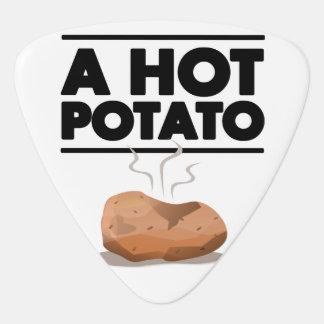 Heiße Kartoffel Plektrum