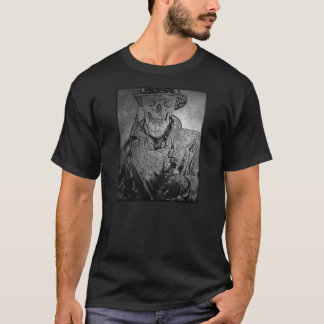 """""""Heiße Knochen-"""" Skeleton Feuerwehrmann T-Shirt"""