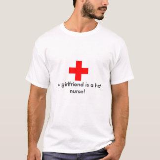 Heiße Krankenschwester T-Shirt