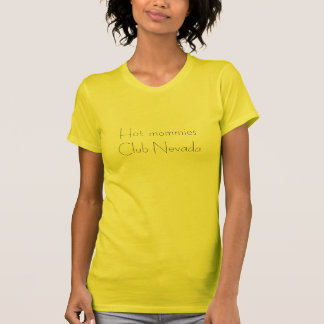 Heiße Mammen Nevada T-Shirt