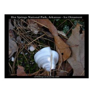 Heiße Quellen Nationalpark, AR - Postkarte