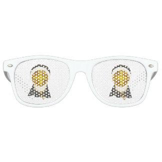 Heiße Querbrötchen-Nonnen-Sonnenbrille Sonnenbrille