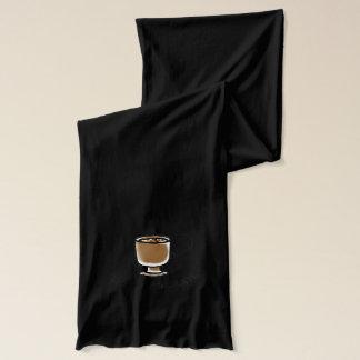heiße Schokolade Schal