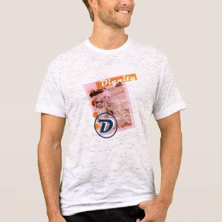 Heiße Sommer-Arbeit T-Shirt