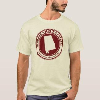 Heiße Tasche Alabamas T-Shirt