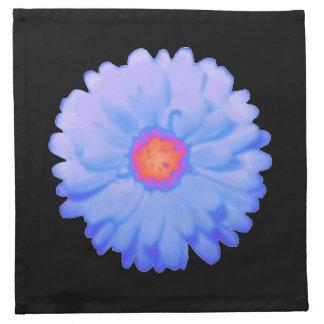 Heiße und kalte Ringelblumen-Serviette Serviette