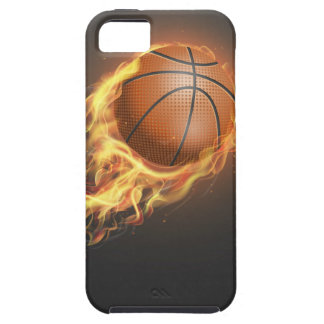 Heißer Basketball iPhone 5 Cover