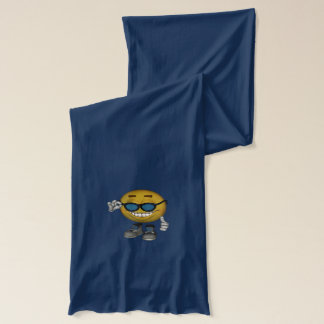 Heißer Emoticon Schal