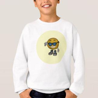 Heißer Emoticon Sweatshirt