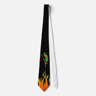 Heißer Felsen Krawatte