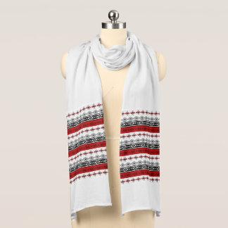 Heißer Jersey-Schal Schal