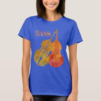 Heißer Kontrabass T-Shirt