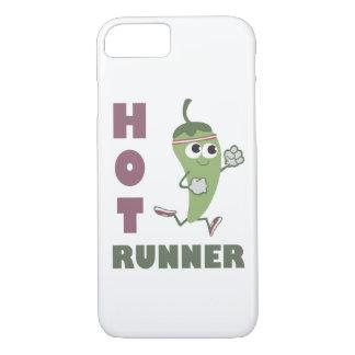 Heißer Läufer iPhone 7 Hülle