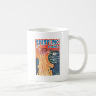 Heißer Redhead Kaffeetasse