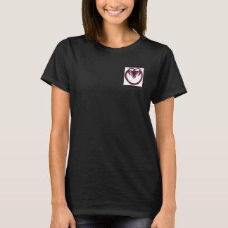 Heißer u. schmutziger Trimmer-T - Shirt (dunkle