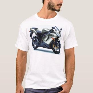 HEISSES LAUFENDES MOTORRAD. KLAR UND SCHNELL T-Shirt