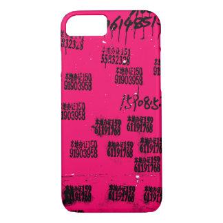 Heißes Rosa-Ein-von-ein-nettes exotisches iPhone 8/7 Hülle