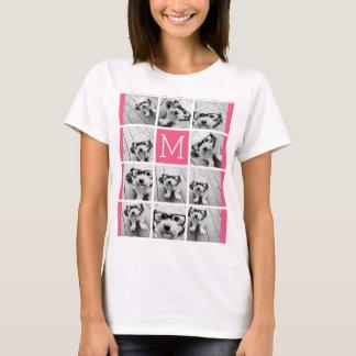 Heißes Rosa Instagram T-Shirt