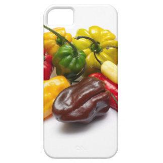 Heißeste Paprikas iPhone 5 Schutzhüllen