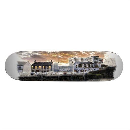 Heißester Platz zum zu essen Skateboard Bretter