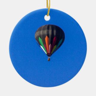 Heißluft-Ballon 1 Keramik Ornament