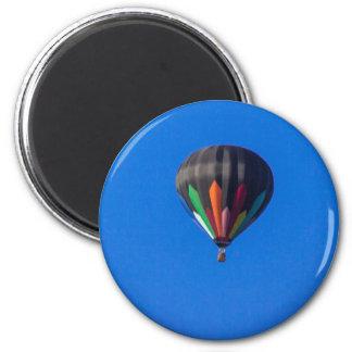 Heißluft-Ballon 1 Runder Magnet 5,7 Cm