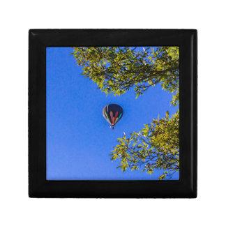 Heißluft-Ballon 2 Erinnerungskiste