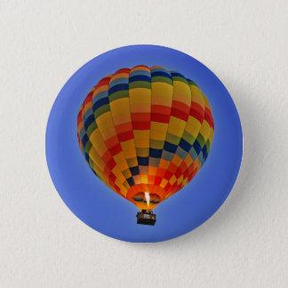 Heißluft-Ballon-Bienen - Runder Button 5,7 Cm