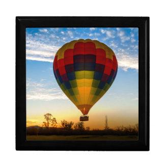 Heißluft-Ballon Geschenkbox
