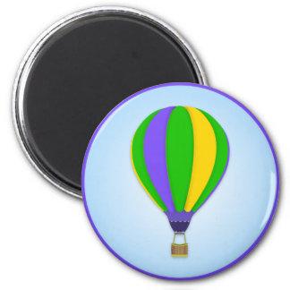 Heißluft-Ballon-Magnet Runder Magnet 5,1 Cm