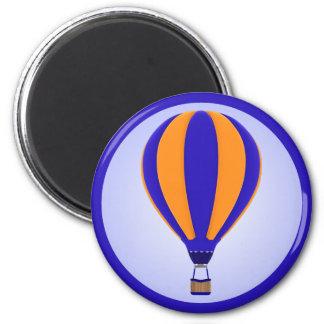 Heißluft-Ballon-Magnet Runder Magnet 5,7 Cm