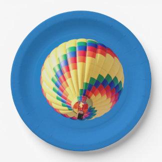 Heißluft-Ballon Pappteller