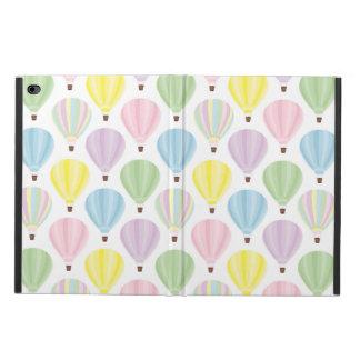 Heißluft-Ballon-Pastell-Muster