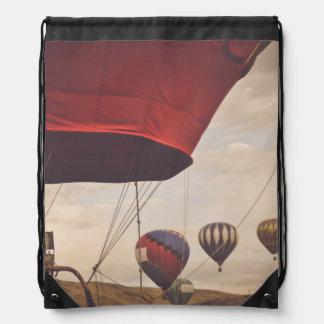 Heißluft-Ballon-Rennen Reno Turnbeutel