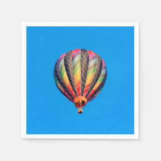 Heißluft-Ballon Serviette