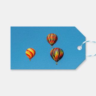 Heißluft-Ballone Geschenkanhänger