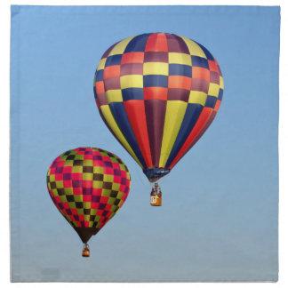Heißluft-Ballone Serviette
